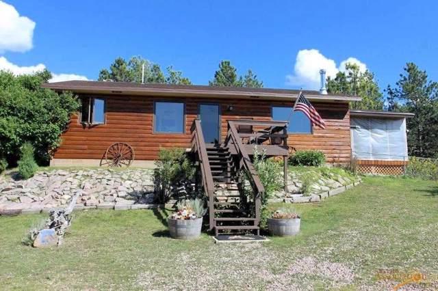 25697 Antelope Rd, Custer, SD 57735 (MLS #145856) :: Dupont Real Estate Inc.