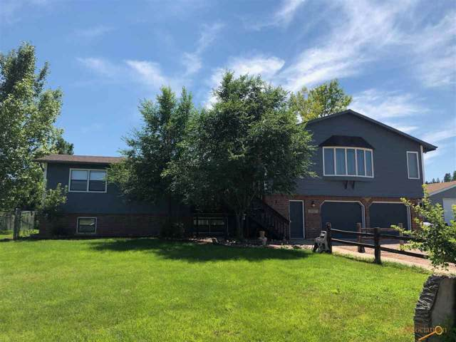 5807 Oak Ct, Black Hawk, SD 57718 (MLS #145865) :: Heidrich Real Estate Team