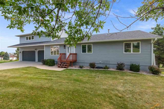 932 Ridgeview Ct, Rapid City, SD 57701 (MLS #145866) :: Christians Team Real Estate, Inc.