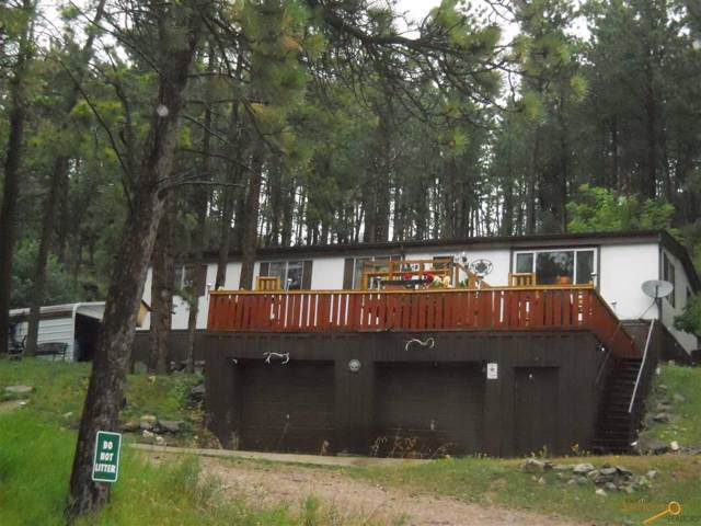 9794 W Hwy 44, Rapid City, SD 57702 (MLS #145875) :: Dupont Real Estate Inc.