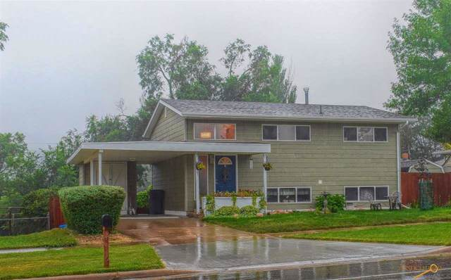 4827 South Canyon Rd, Rapid City, SD 57702 (MLS #145882) :: VIP Properties