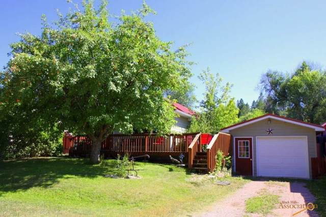 317 Thompson Ave, Hot Springs, SD 57747 (MLS #145885) :: Christians Team Real Estate, Inc.