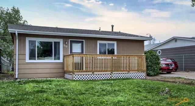 519 E Van Buren, Rapid City, SD 57701 (MLS #145896) :: Christians Team Real Estate, Inc.