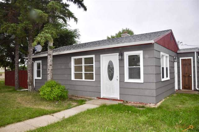 331 E Van Buren, Rapid City, SD 57701 (MLS #145904) :: Dupont Real Estate Inc.