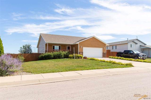 6912 E Daisy Dr, Black Hawk, SD 57718 (MLS #145911) :: VIP Properties
