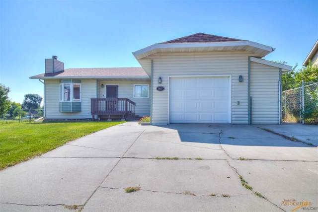 5607 South Pitch, Rapid City, SD 57703 (MLS #145914) :: Dupont Real Estate Inc.
