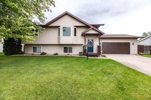 2139 Meadow Lane, Rapid City, SD 57703 (MLS #145921) :: Dupont Real Estate Inc.