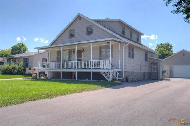 2009 3RD AVE, Rapid City, SD 57702 (MLS #145924) :: Dupont Real Estate Inc.