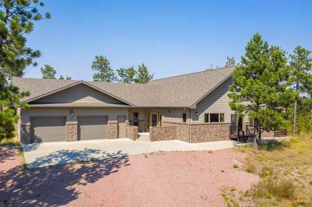 325 Meadowlark Dr, Hot Springs, SD 57874 (MLS #145934) :: Christians Team Real Estate, Inc.