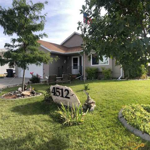4512 Milehigh Ave, Rapid City, SD 57701 (MLS #145954) :: Dupont Real Estate Inc.