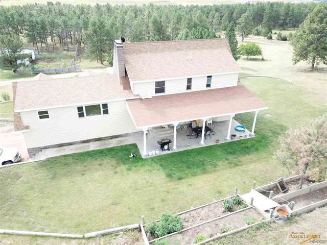 13340 Pleasant Dr, Hot Springs, SD 57747 (MLS #145960) :: Dupont Real Estate Inc.