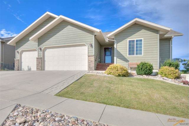 1022 Gladys St, Rapid City, SD 57701 (MLS #145962) :: Dupont Real Estate Inc.