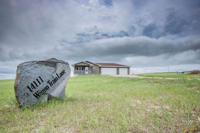 14111 Wagon Train Ln, Piedmont, SD 57769 (MLS #145997) :: Heidrich Real Estate Team