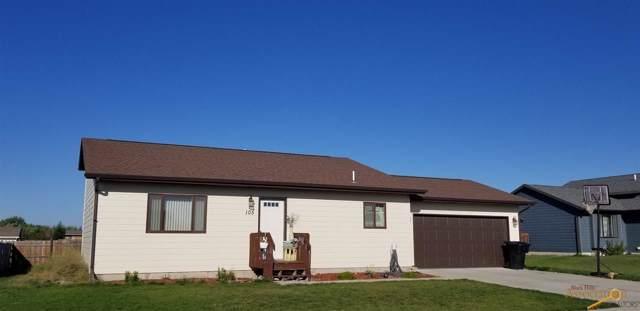 105 Maxwell Dr, Box Elder, SD 57719 (MLS #145998) :: Christians Team Real Estate, Inc.