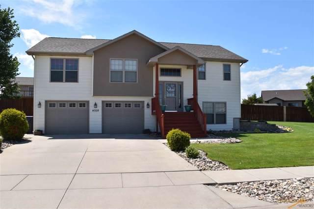 4009 Wineberry Ln, Rapid City, SD 57702 (MLS #146010) :: Christians Team Real Estate, Inc.