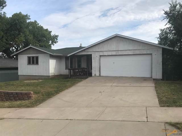 2412 Cameron Dr, Rapid City, SD 57702 (MLS #146016) :: Christians Team Real Estate, Inc.