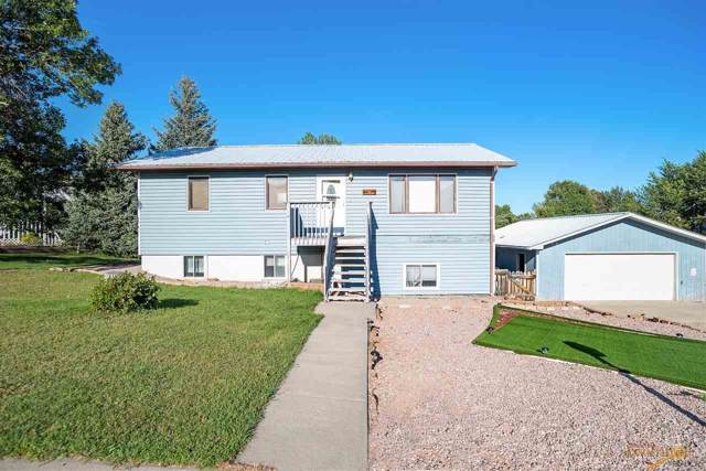 2614 Badger Dr, Sturgis, SD 57785 (MLS #146040) :: Heidrich Real Estate Team