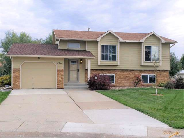 4816 Johnston Dr, Rapid City, SD 57703 (MLS #146049) :: Dupont Real Estate Inc.