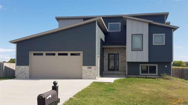 22968 Morninglight Dr, Rapid City, SD 57703 (MLS #146064) :: Dupont Real Estate Inc.
