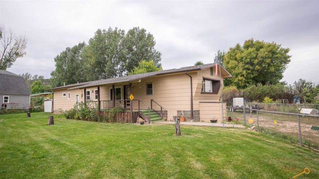 14961 E Valley View Dr, Piedmont, SD 57769 (MLS #146087) :: Dupont Real Estate Inc.