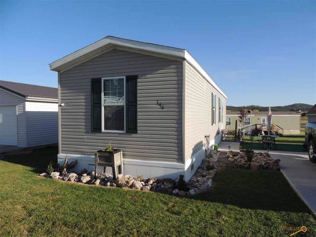 146 Other, Custer, SD 57730 (MLS #146091) :: Heidrich Real Estate Team