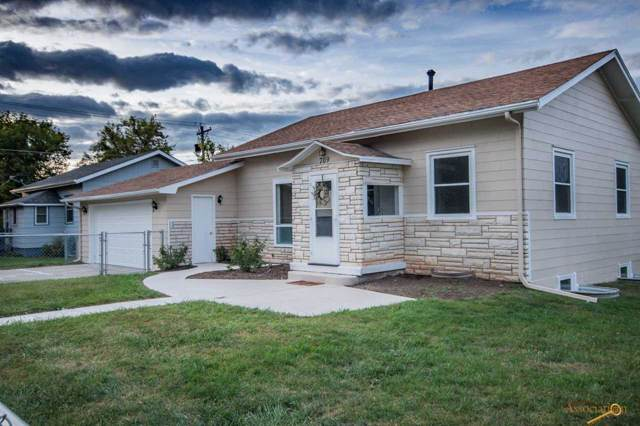 709 Douglas, Sturgis, SD 57785 (MLS #146094) :: Heidrich Real Estate Team
