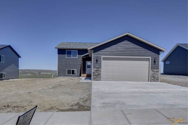 1224 Kodiak Drive, Box Elder, SD 57719 (MLS #146104) :: Dupont Real Estate Inc.