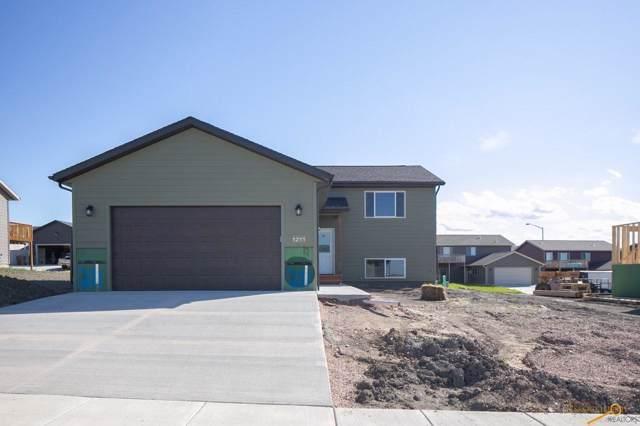 1211 Kodiak Drive, Box Elder, SD 57719 (MLS #146106) :: Dupont Real Estate Inc.