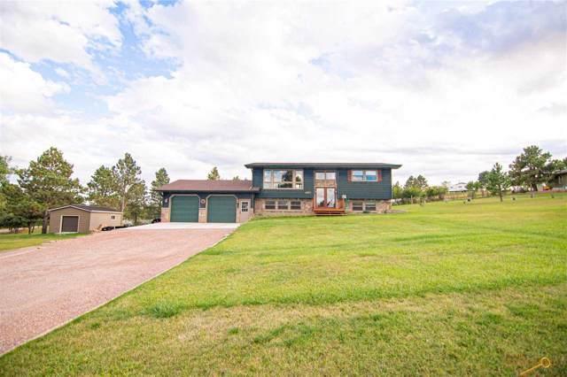 4807 Nonanna St, Rapid City, SD 57702 (MLS #146109) :: Dupont Real Estate Inc.