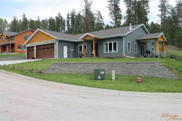 24240 Granite Point Ct, Keystone, SD 57751 (MLS #146116) :: Heidrich Real Estate Team