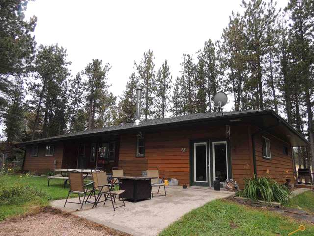 25218 Other, Custer, SD 57730 (MLS #146139) :: Heidrich Real Estate Team