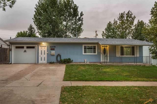 1209 Herman, Rapid City, SD 57701 (MLS #146154) :: Christians Team Real Estate, Inc.