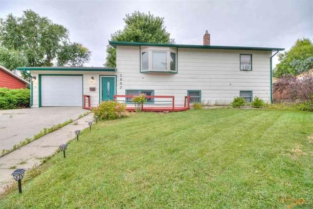 1007 Park Hill Dr, Rapid City, SD 57701 (MLS #146166) :: Dupont Real Estate Inc.