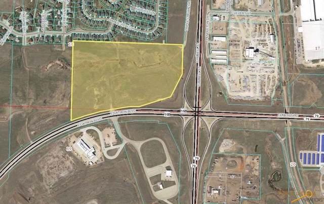 TBD Catron Blvd, Rapid City, SD 57701 (MLS #146171) :: Christians Team Real Estate, Inc.