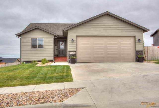 4436 Beringer Dr, Rapid City, SD 57703 (MLS #146172) :: Dupont Real Estate Inc.