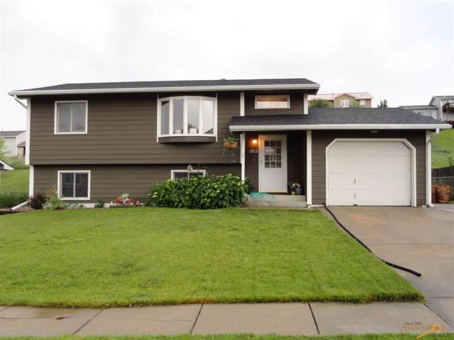 1015 Sycamore, Rapid City, SD 57701 (MLS #146176) :: Christians Team Real Estate, Inc.