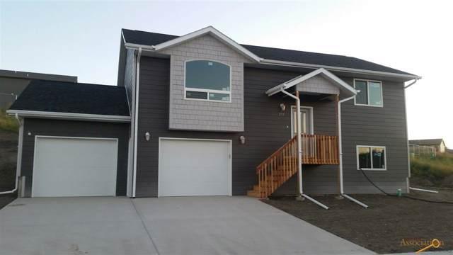 1223 Gladys St, Rapid City, SD 57701 (MLS #146181) :: Dupont Real Estate Inc.