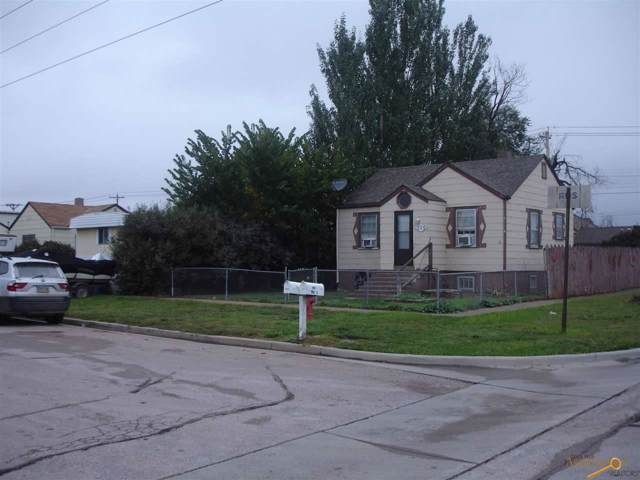 220 E Denver, Rapid City, SD 57701 (MLS #146202) :: Dupont Real Estate Inc.