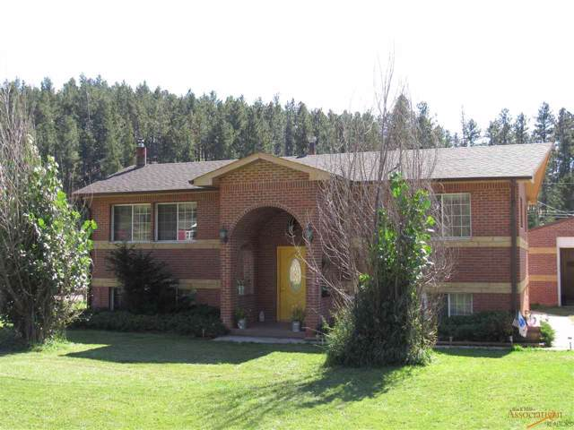 23930 Hwy 385, Hill City, SD 57745 (MLS #146205) :: Heidrich Real Estate Team