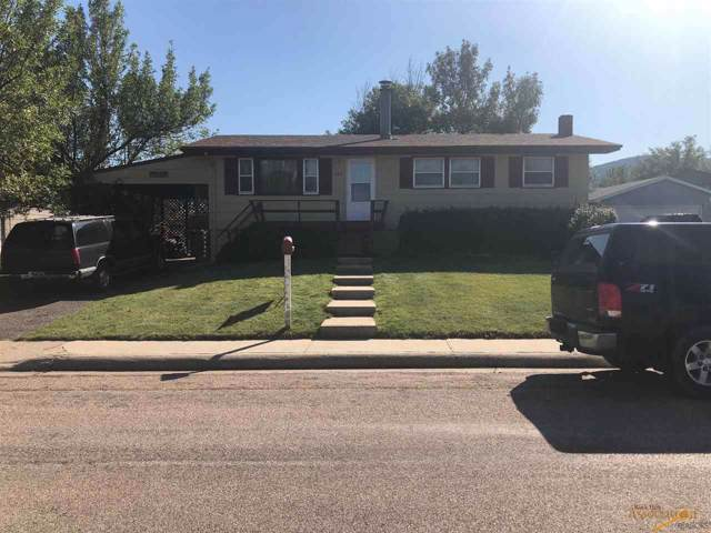 1404 Whitetail Dr, Sturgis, SD 57785 (MLS #146206) :: Heidrich Real Estate Team