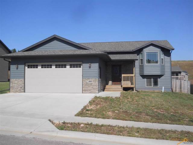 2603 Meadow Dr, Sturgis, SD 57785 (MLS #146209) :: Dupont Real Estate Inc.