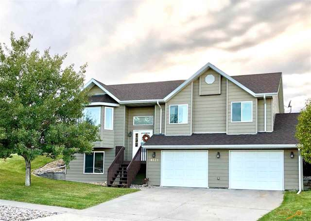 4121 Derby Ln, Rapid City, SD 57701 (MLS #146240) :: Dupont Real Estate Inc.