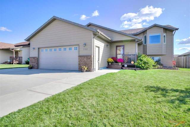 752 Radial Ln, Box Elder, SD 57719 (MLS #146242) :: Heidrich Real Estate Team