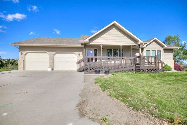 3402 Gray Fox Ct, Rapid City, SD 57701 (MLS #146244) :: Christians Team Real Estate, Inc.