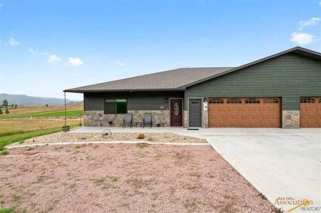 2397 Fern Cr, Hot Springs, SD 57747 (MLS #146258) :: Dupont Real Estate Inc.