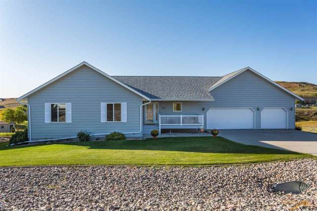 2613 Black Saddle Rd, Rapid City, SD 57703 (MLS #146262) :: Dupont Real Estate Inc.