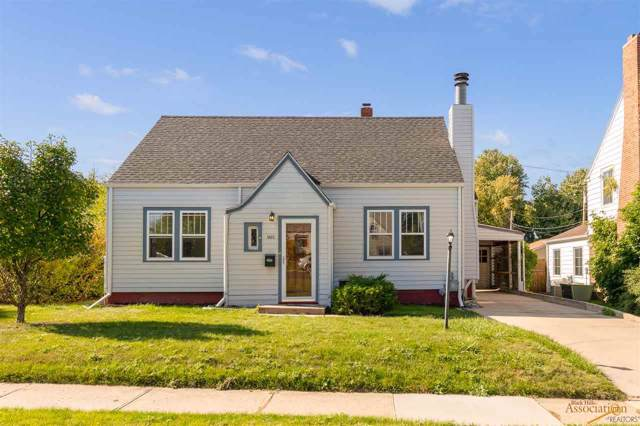 1823 9TH ST, Rapid City, SD 57701 (MLS #146271) :: Dupont Real Estate Inc.