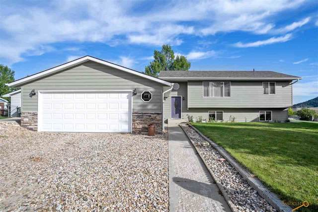 1205 Maple Dr, Sturgis, SD 57785 (MLS #146276) :: Heidrich Real Estate Team