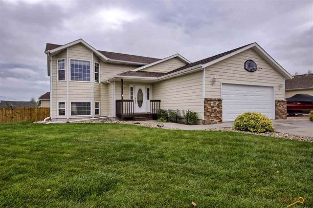 4010 Wineberry Ln, Rapid City, SD 57703 (MLS #146282) :: Dupont Real Estate Inc.