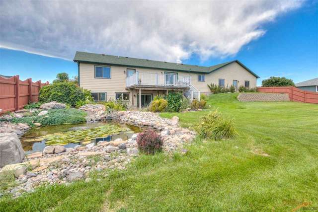 11504 Night Wind Ct, Rapid City, SD 57703 (MLS #146283) :: Dupont Real Estate Inc.